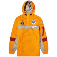 Alpha Industries Space Camp Anorak Orange