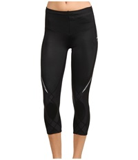 Cw X Stabilyx 3 4 Tight Black Women's Workout