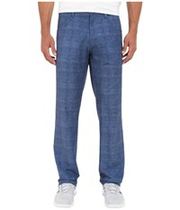 Adidas Ultimate Chino Pants Mineral Blue Men's Casual Pants