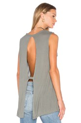 Cheap Monday Gone Tank Gray