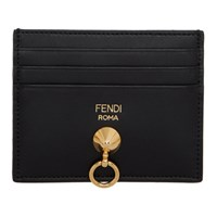 Fendi Black 'By The Way' Card Holder