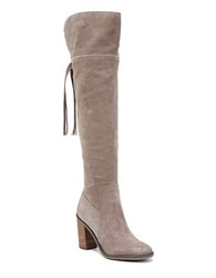 Franco Sarto Eckhart Over The Knee Boots Taupe