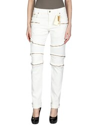 Robin's Jean Casual Pants White