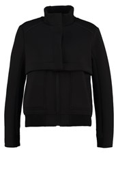 United Colors Of Benetton Summer Jacket Black