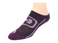 Keen Zip Hyperlite No Show Dark Purple Violet New Women's No Show Socks Shoes