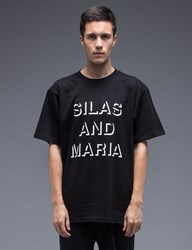 Silasandmaria Shadow S S T Shirt