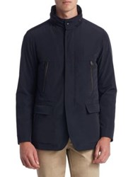 Saks Fifth Avenue Collection Field Jacket Navy