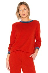 Lndr Chalet Jumper Red