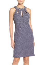 Eliza J Women's Embellished Sheath Dress