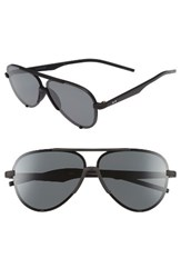 Polaroid Men's Eyewear 60Mm Polarized Aviator Sunglasses