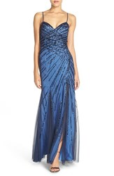 Women's Sean Collection Sweetheart Neck Sequin Gown