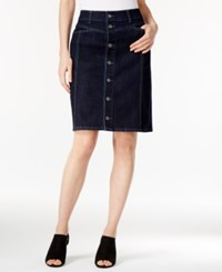 Styleandco. Style Co. Button Front Pencil Skirt Only At Macy's Caneel