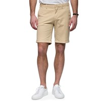 Gant Rugger Light Sand Chino Shorts Yellow