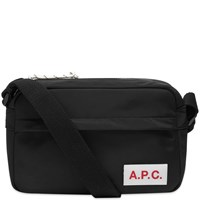 A.P.C. Camera Bag Protection Black