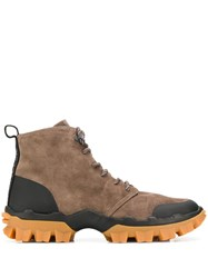 Moncler Hiking Ankle Boots 60
