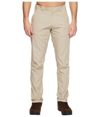 Fjall Raven Travellers Trousers Limestone Men's Casual Pants Multi