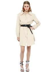 Isabel Marant Quilted Cotton Parka Coat