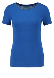 United Colors Of Benetton Basic Tshirt Bleuette Royal Blue