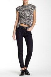 Big Star Avalon High Rise Skinny Jean Blue