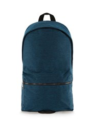 Topman Indigo Blue Backpack