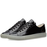 Common Projects Tournament Low Polished Black