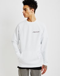 The Hundreds Jay Crewneck Sweatshirt White