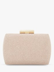 Dune Brights Evening Clutch Bag Blush