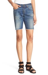 Rag And Bone Women's Rag And Bone Jean Distressed Denim Walking Shorts Gia