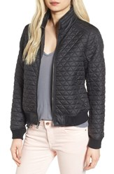 Andrew Marc New York Women's Oakley Oversized Quilted Jacket