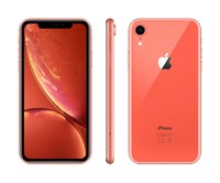 Apple Iphone Xr Ios 6.1 4G Lte Sim Free 64Gb Coral