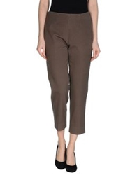 Rossopuro Casual Pants Brown