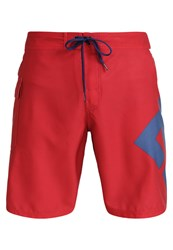 Dc Shoes Lanai Swimming Shorts Chili Pepper Red