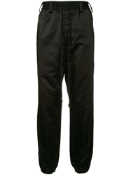 Song For The Mute Tailored Track Pants Black