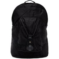 C.P. Company Black Technical Backpack