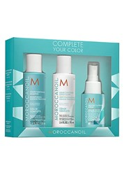Moroccanoil Complete Your Color Three Piece Kit No Color