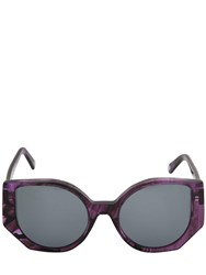 Ophy Space Sunglasses Purple