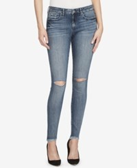 William Rast Perfect Ripped Skinny Jeans Holiday