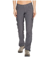 Kuhl Hykr Pants Charcoal Women's Casual Pants Gray