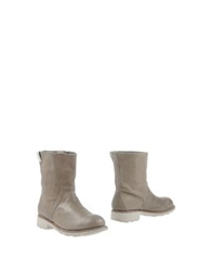 Bikkembergs Ankle Boots Grey