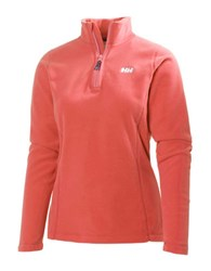Helly Hansen Daybreaker Quarter Zip Fleece Bright Bloom
