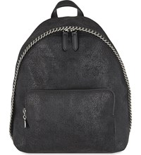 Stella Mccartney Mini Fallabella Backpack Black