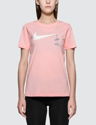 Nike As W Nsw Tee Swsh Shoes Embrd