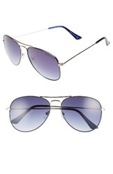 Draper James Women's 58Mm Gradient Aviator Sunglasses Gold