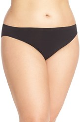 Plus Size Women's Nordstrom Lingerie Seamless High Cut Briefs 3 For 33