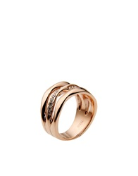 Fossil Rings Copper
