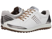 Ecco Biom Hybrid 2 White Mineral Men's Golf Shoes