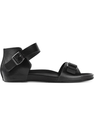 Lemaire Buckled Sandals