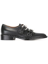 Givenchy Studded Oxford Shoes Black
