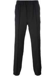 Marni Loose Fit Trousers Black