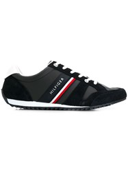 Tommy Hilfiger Tri Stripe Runner Sneakers Blue